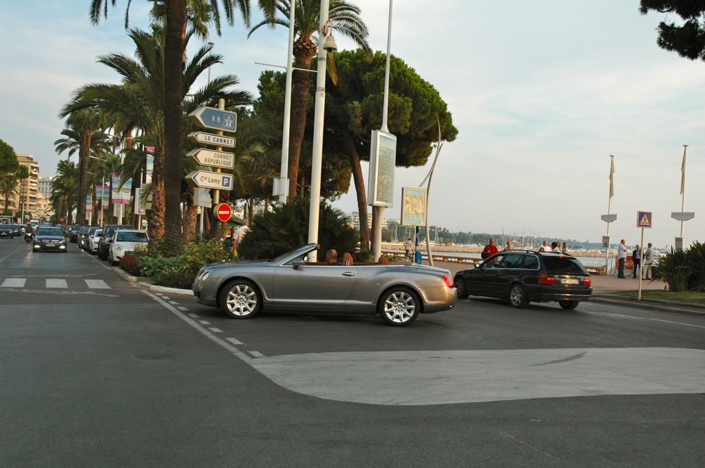 Bentley Croisette