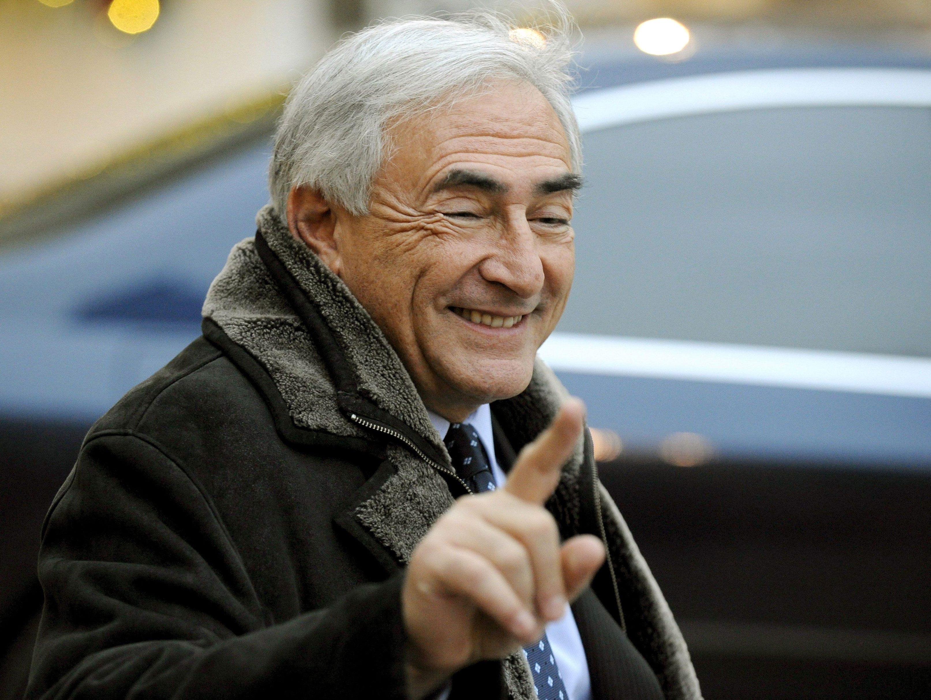 Strauss Kahn Single